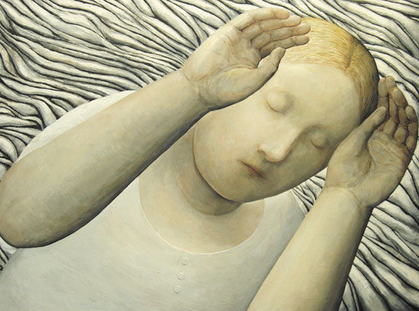 Dreaming I - Evelyn Williams