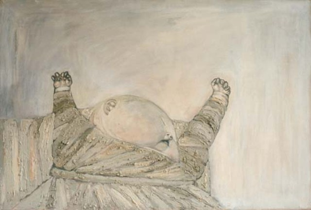 Emma with Arms Outstretched - Evelyn Williams