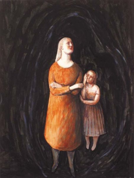My Mother My Daughter III - Evelyn Williams