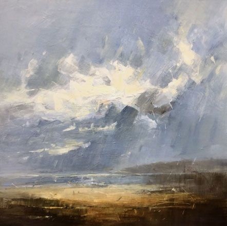 Fresh Salt Breeze, Traeth Coch - Richard Barrett