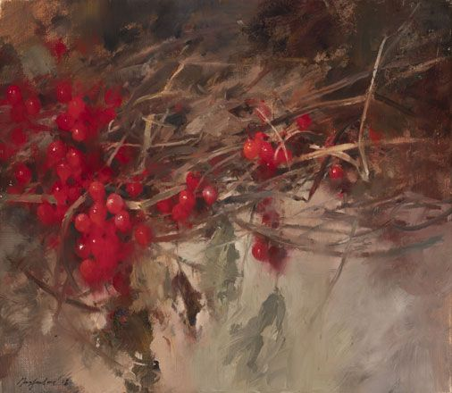 Hedgerow II - John Macfarlane