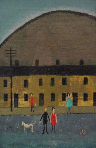 Jack Jones Martin Tinney Gallery