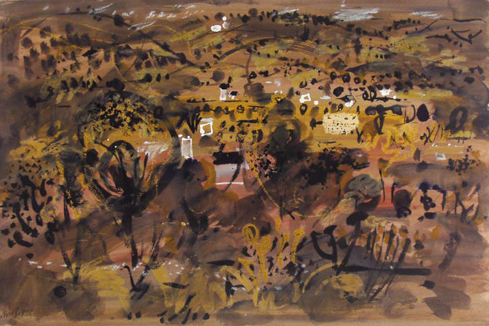 Vale of Towy III - John Piper