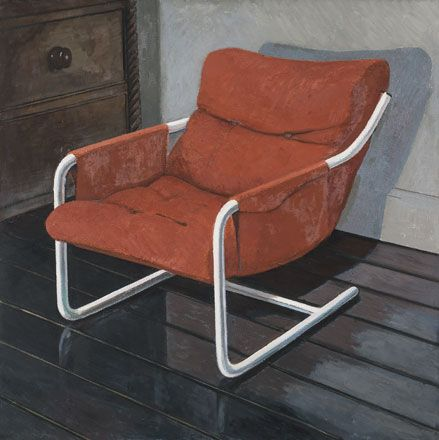 Red Chair - Charles Burton