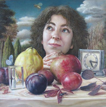 Fruits of the Earth - Sally Moore