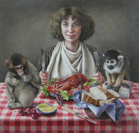 Table Manners - Sally Moore