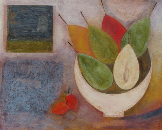 Strawberries and Pears - Vivienne Williams