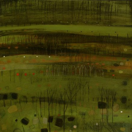 Across the Valley - First Warm Day - Sarah Thwaites